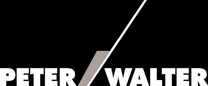 Peter Walter Logo